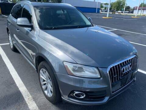 2013 Audi Q5 for sale at Eden Cars Inc in Hollywood FL