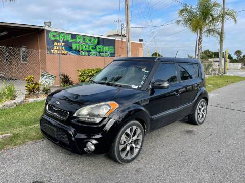 2013 Kia Soul for sale at Galaxy Motors Inc in Melbourne FL