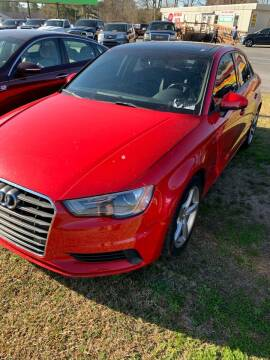 2016 Audi A3 for sale at BRYANT AUTO SALES in Bryant AR