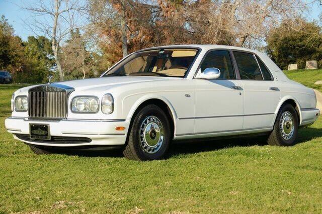 1999 Rolls-Royce Silver Seraph for sale in Van Nuys, CA