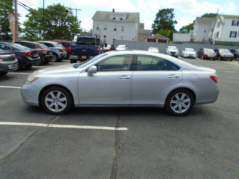 2007 Lexus ES 350 for sale at Gemini Auto Sales in Providence RI