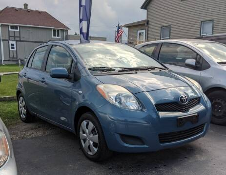 2010 Toyota Yaris for sale at Budget City Auto Sales LLC in Racine WI