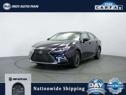 2018 Lexus ES 350 for sale at INDY AUTO MAN in Indianapolis IN