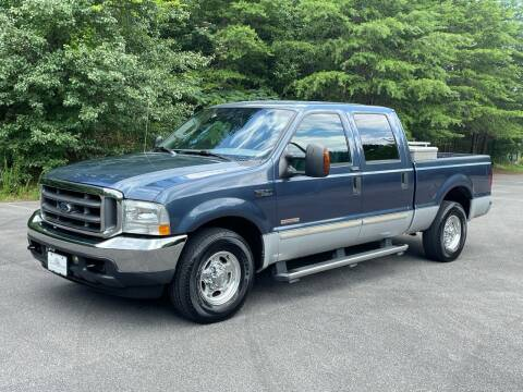 2004 Ford F-250 Super Duty for sale at Turnbull Automotive in Homewood AL