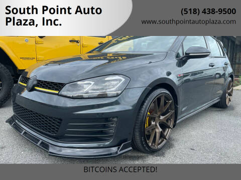 2017 Volkswagen Golf GTI for sale at South Point Auto Plaza, Inc. in Albany NY
