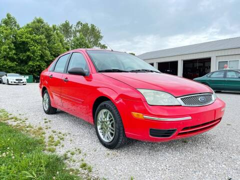 2007 Ford Focus for sale at 64 Auto Sales in Georgetown IN