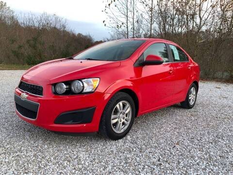 2014 Chevrolet Sonic for sale at 64 Auto Sales in Georgetown IN
