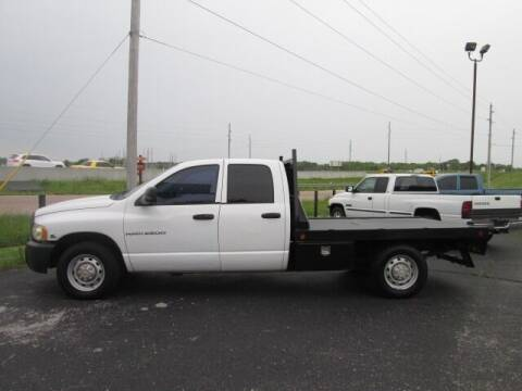 2004 Dodge Ram Pickup 2500 for sale at Brells Auto Sales in Rogersville MO