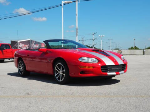 2002 Chevrolet Camaro for sale at Bill Kay Corvette's and Classic's in Downers Grove IL