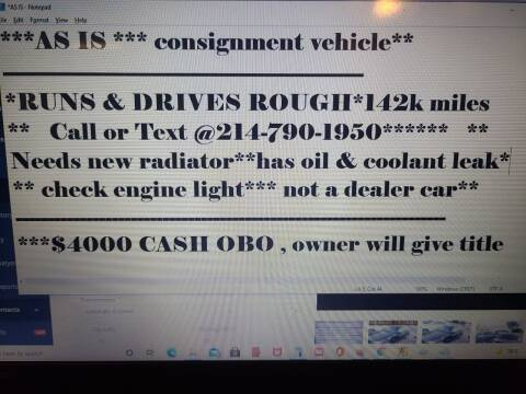 2005 Volvo XC90 for sale at DFW AUTO FINANCING LLC in Dallas TX