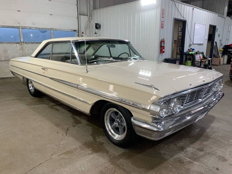 1964 Ford Galaxie 500 for sale at Premier Auto in Sioux Falls SD