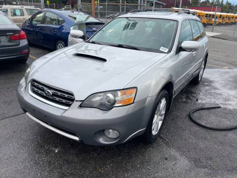 2005 Subaru Outback for sale at SNS AUTO SALES in Seattle WA