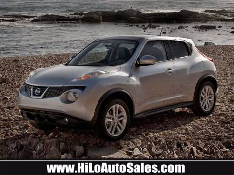 2011 Nissan JUKE for sale at Hi-Lo Auto Sales in Frederick MD