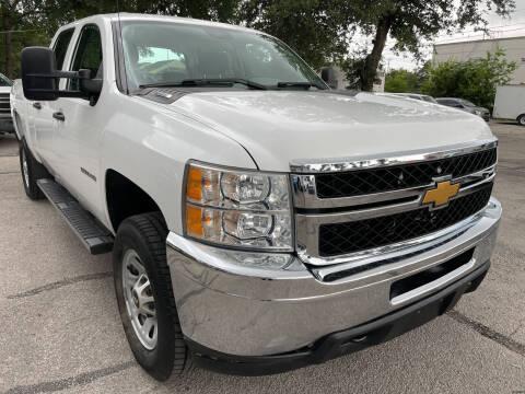 2014 Chevrolet Silverado 2500HD for sale at PRESTIGE AUTOPLEX LLC in Austin TX