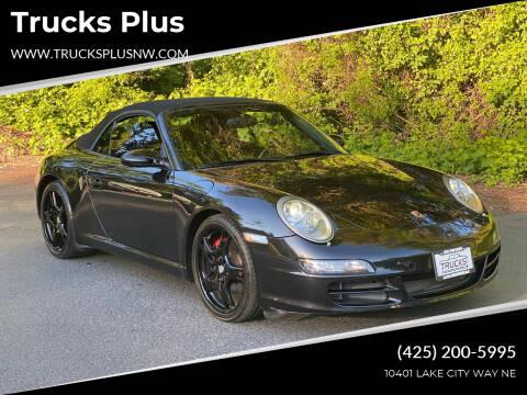 2006 Porsche 911 for sale at Trucks Plus in Seattle WA