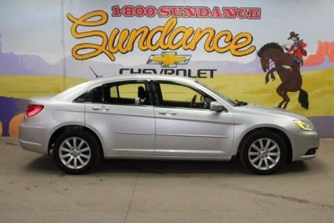 2011 Chrysler 200 for sale at Sundance Chevrolet in Grand Ledge MI