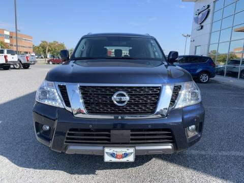2019 Nissan Armada for sale at King Motors featuring Chris Ridenour in Martinsburg WV