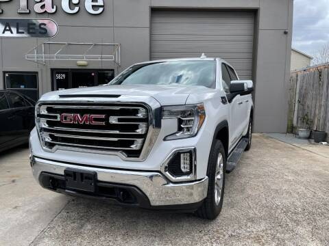 2020 GMC Sierra 1500 for sale at PARK PLACE AUTO SALES in Houston TX