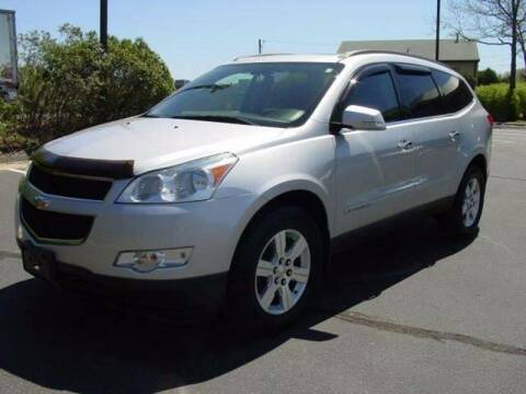 2009 Chevrolet Traverse for sale at Branford Auto Center in Branford CT