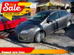 2012 Ford Focus for sale at Diamond Auto Sales in Pleasantville NJ