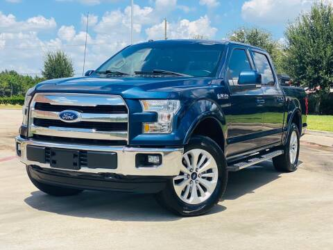 2016 Ford F-150 for sale at AUTO DIRECT in Houston TX