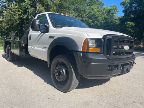 2007 Ford F-450 Super Duty for sale at Thornhill Motor Company in Hudson Oaks, TX