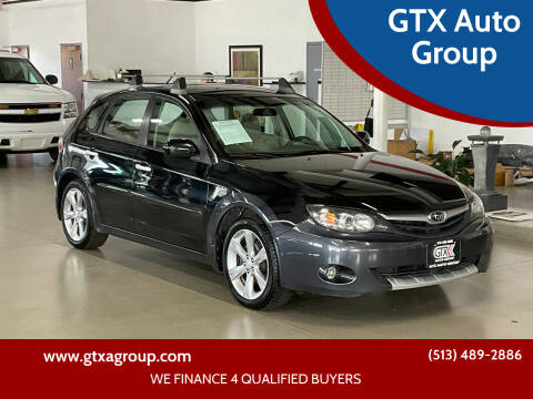 2011 Subaru Impreza for sale at GTX Auto Group in West Chester OH