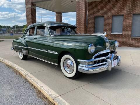1951 Pontiac Chieftain for sale at Klemme Klassic Kars in Davenport IA