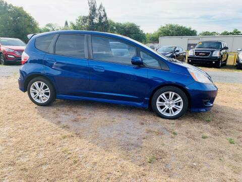 2010 Honda Fit for sale at Unique Motor Sport Sales in Kissimmee FL
