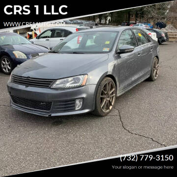 2013 Volkswagen Jetta for sale at CRS 1 LLC in Lakewood NJ
