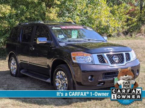 2015 Nissan Armada for sale at Bob Walters Linton Motors in Linton IN