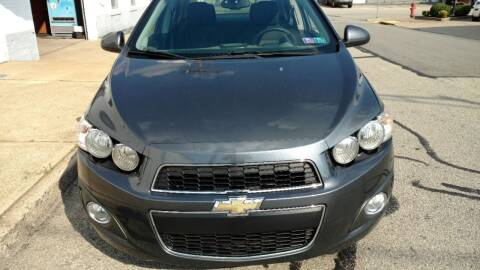 2013 Chevrolet Sonic for sale at Graft Sales and Service Inc in Scottdale PA