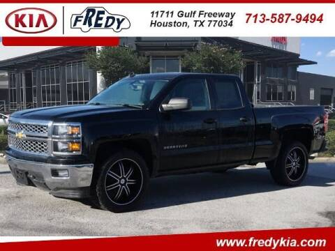 2014 Chevrolet Silverado 1500 for sale at FREDY KIA USED CARS in Houston TX