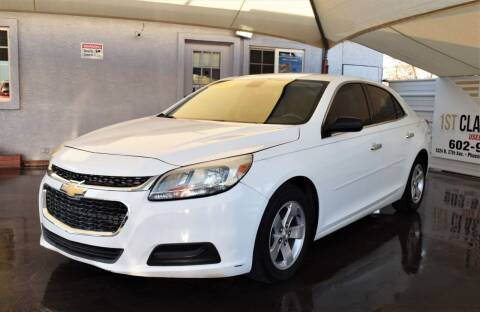 2014 Chevrolet Malibu for sale at 1st Class Motors in Phoenix AZ