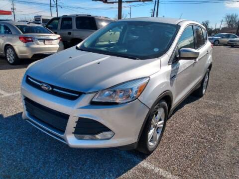 2014 Ford Escape for sale at 2nd Chance Auto Sales in Montgomery AL