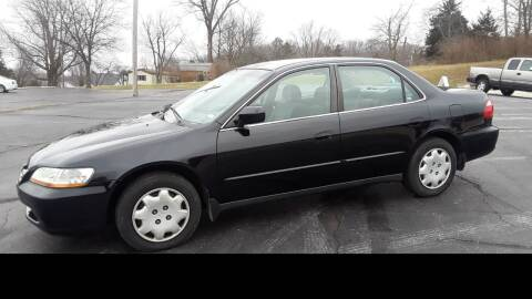 1999 Honda Accord for sale at BBC Motors INC in Fenton MO