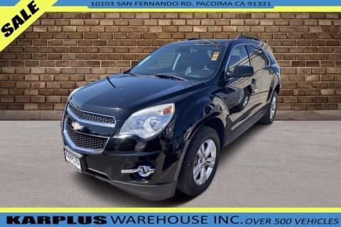 2015 Chevrolet Equinox for sale at Karplus Warehouse in Pacoima CA