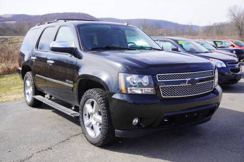 2013 Chevrolet Tahoe for sale at Hillside Motors in Campbell NY