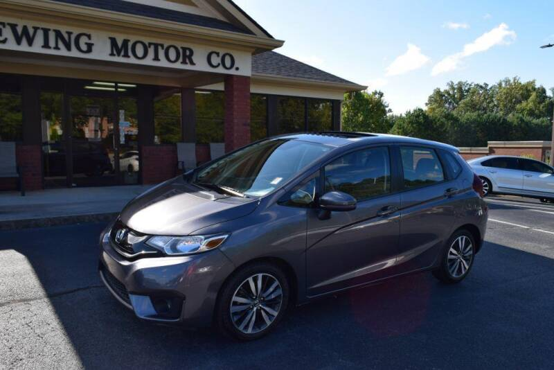 2017 Honda Fit for sale at Ewing Motor Company in Buford GA