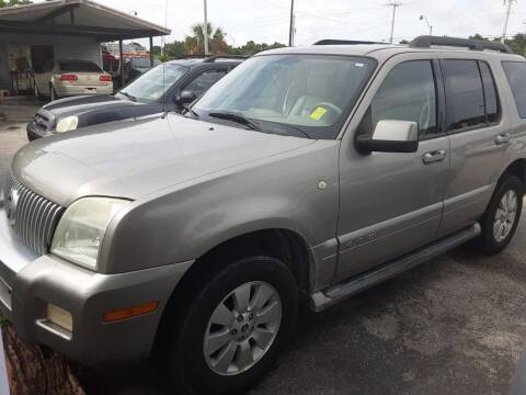 2008 Mercury Mountaineer for sale at Easy Credit Auto Sales in Cocoa FL