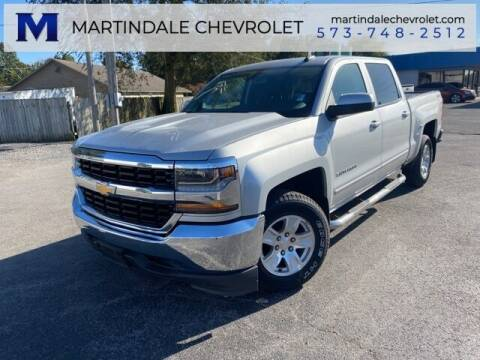 2017 Chevrolet Silverado 1500 for sale at MARTINDALE CHEVROLET in New Madrid MO