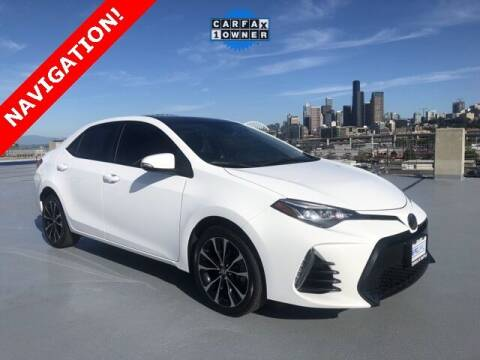 2018 Toyota Corolla for sale at Toyota of Seattle in Seattle WA