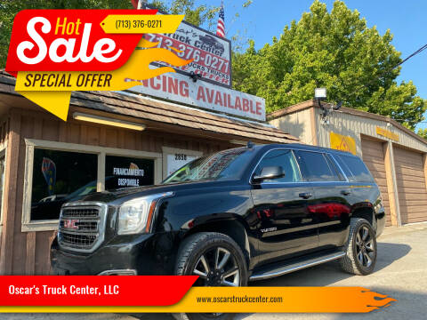 2016 GMC Yukon for sale at Oscar's Truck Center, LLC in Houston TX