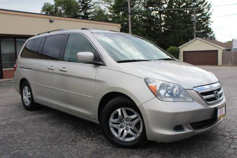 2006 Honda Odyssey for sale at JZ Auto Sales in Summit IL