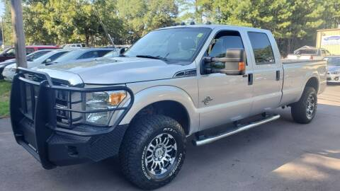 2012 Ford F-250 Super Duty for sale at GA Auto IMPORTS  LLC in Buford GA