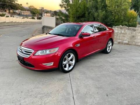 2010 Ford Taurus for sale at Legend Auto Sales Inc in Lemon Grove CA