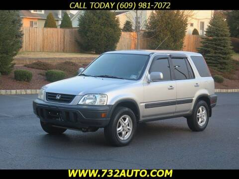 2001 Honda CR-V for sale at Absolute Auto Solutions in Hamilton NJ