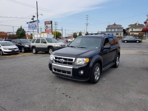 2011 Ford Escape for sale at 25TH STREET AUTO SALES in Easton PA