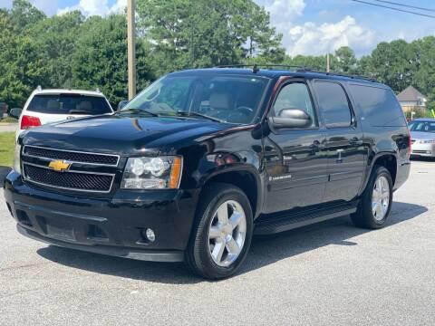 2007 Chevrolet Suburban for sale at Luxury Cars of Atlanta in Snellville GA