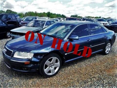 2004 Audi A8 L for sale at East Coast Auto Source Inc. in Bedford VA